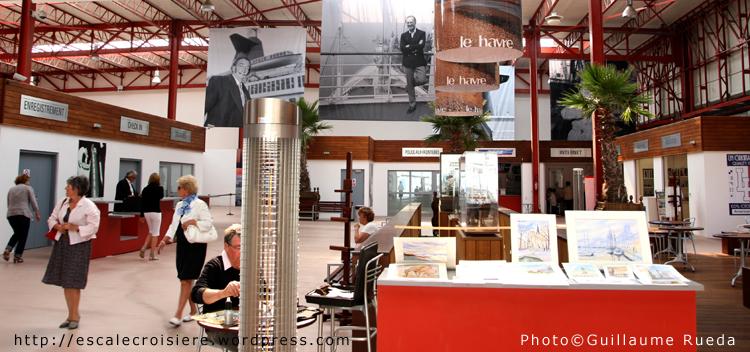 Le Havre - Terminal Croisière