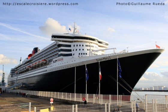 Queen Mary 2 - Le Havre