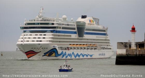 AIDALuna - Le Havre