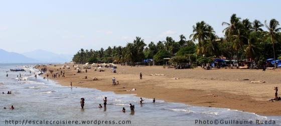 Costa Rica - Plage de Puntarenas