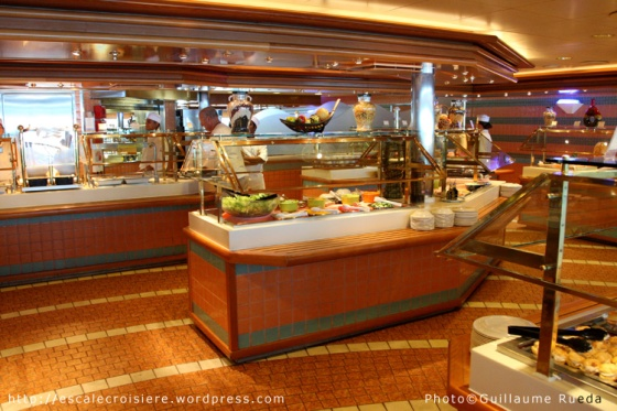 Crown Princess - Buffet