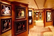 Crown Princess - Galerie d'art
