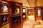 Crown Princess - Galerie d'art