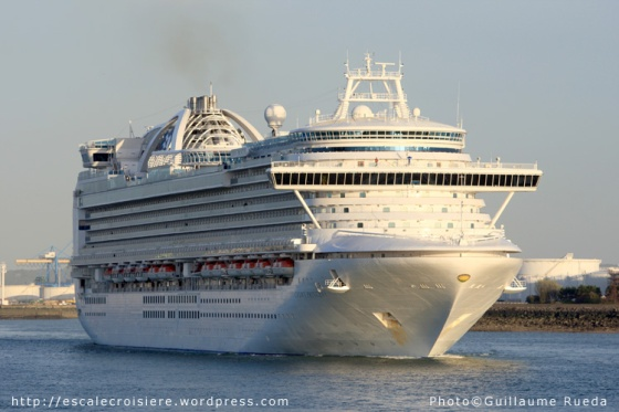 Crown Princess - Le Havre