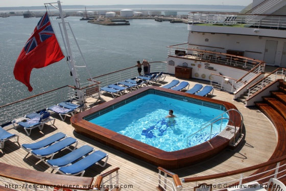 Crown Princess - Piscine adultes