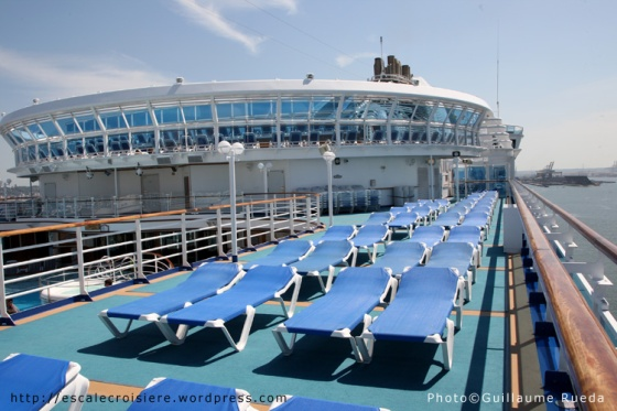Crown Princess - Pont