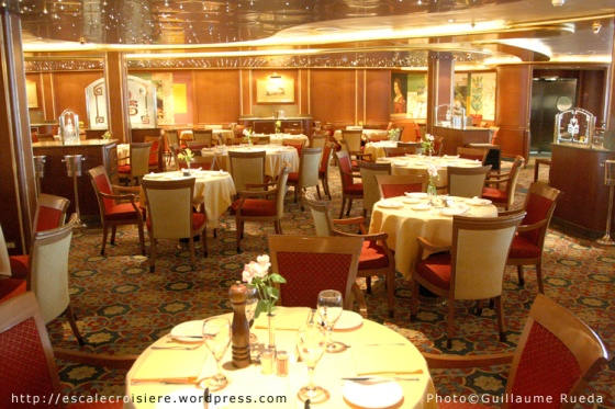 Crown Princess - Restaurant