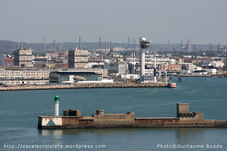 Le Havre - Capitainerie