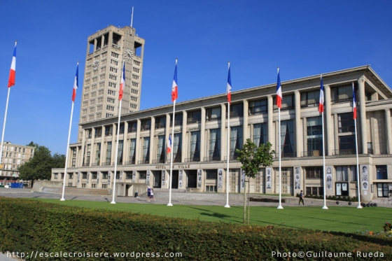 Le Havre - Mairie
