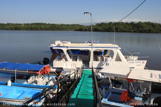 Puntarenas - Croisière dans l'estuaire