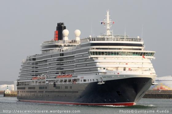 Queen Victoria - Le Havre
