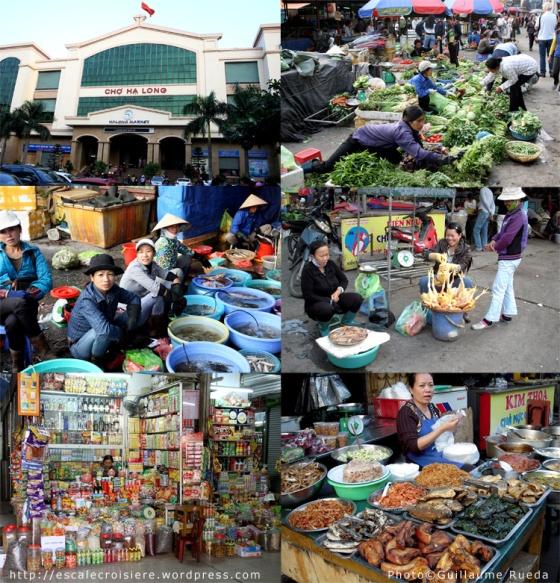 Baie d'Halong marché
