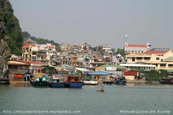Baie d'Halong - Ville de Hong Haï