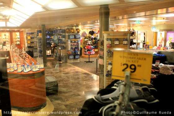 Boutiques - Vision of the Seas