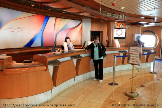 Bureau information - Vision of the Seas