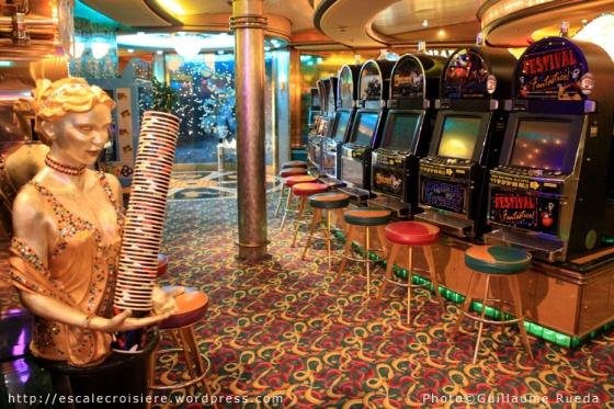 Casino - Vision of the Seas