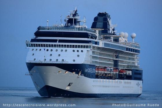 Celebrity Constellation - Le Havre
