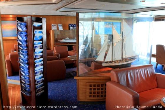 Espace Club croisière - Vision of the Seas