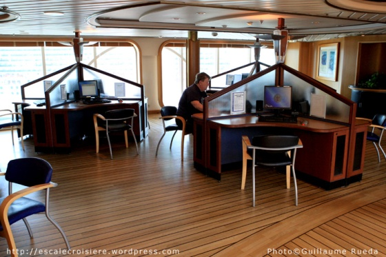 Espace Internet - Vision of the Seas