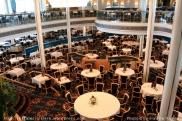 Restaurant Aquarius - Vision of the Seas