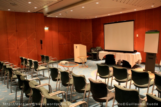 Salle de conférence - Vision of the Seas