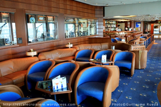 Schooner bar - Vision of the Seas