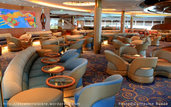 Some Enchanted Evening Lounge - Vision of the Seas