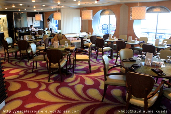 Bistro on FIVE - Celebrity Infinity