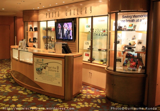 Boutiques - Celebrity Infinity