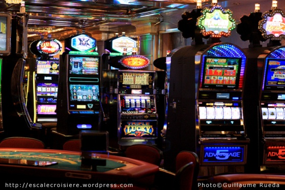 Casino - Celebrity Infinity