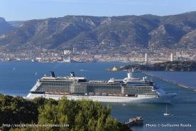 Celebrity Equinox - Toulon - La Seyne sur mer 2016