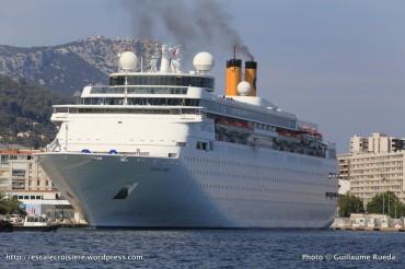Costa neoClassica - Toulon