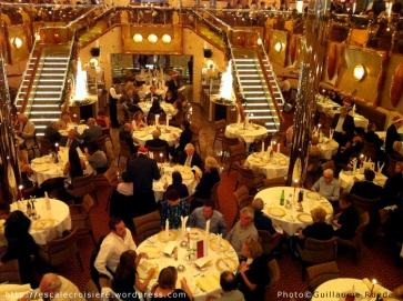Restaurant - Costa Favolosa