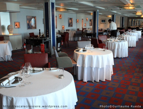 Restaurant USS United States - Celebrity Infinity