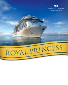 Royal Princess - Plan des ponts