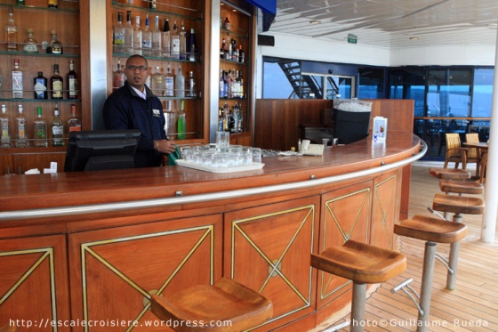 Sunset bar - Celebrity Infinity