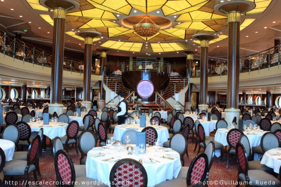 The Trellis Dining Room - Celebrity Infinity