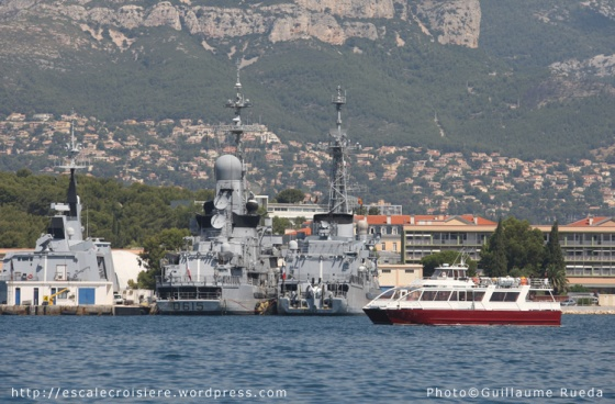 Base navale - Toulon
