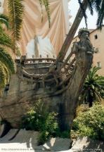 Bateau sculpture - Toulon