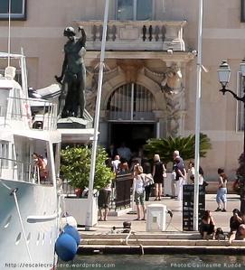 Génie de la Navigation et Atlantes - Toulon