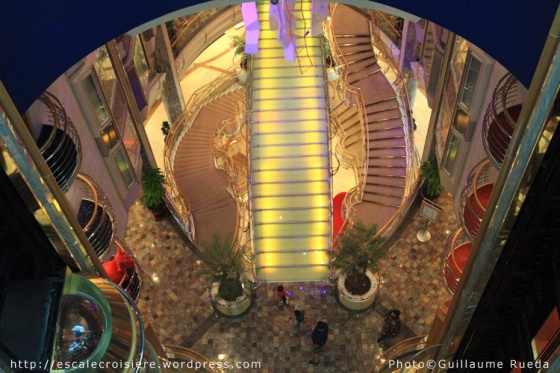 Liberty of the Seas - Atrium