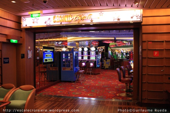 Liberty of the Seas - Casino Royale
