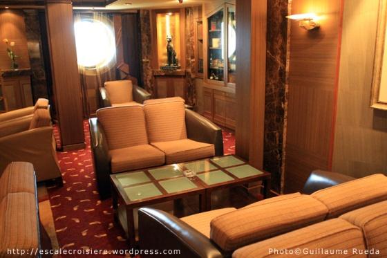 Liberty of the Seas - Connoisseur Club - Bar à cigars