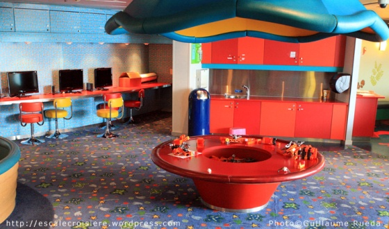 Liberty of the Seas - Espace enfant
