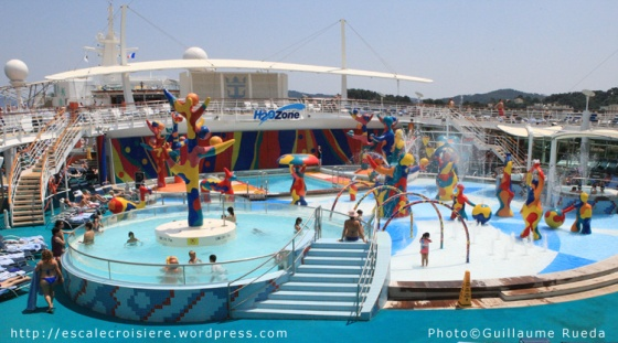 Liberty of the Seas - H2O Zone