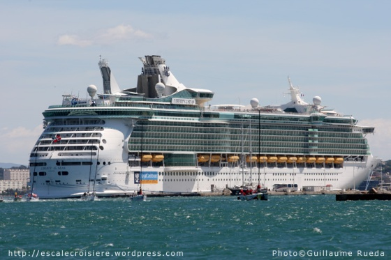 Liberty of the Seas - La Seyne sur Mer