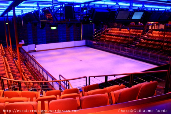 Liberty of the Seas - Patinoire