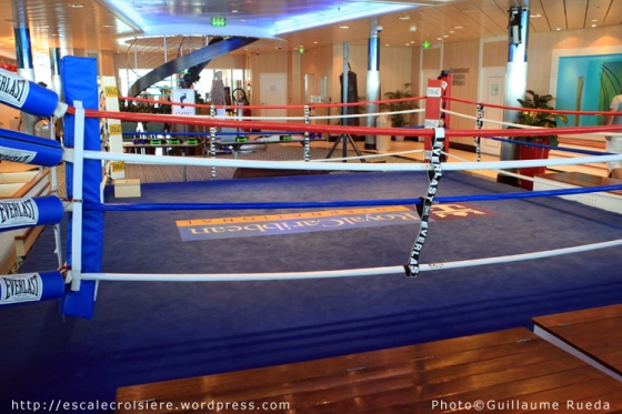 Liberty of the Seas - Salle de sport