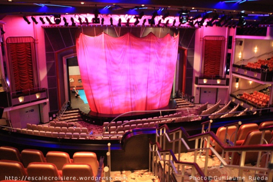 Liberty of the Seas - Théâtre