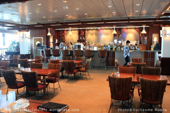Liberty of the Seas - The Plaza Bar